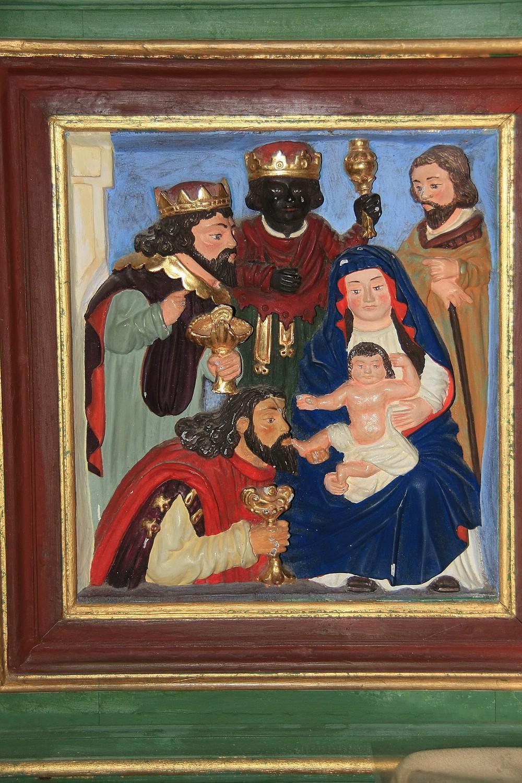Anbetung der Hl. drei Könige
