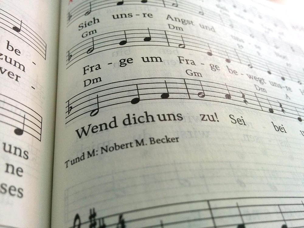 Konzert zum Mitsingen mit Liedermacher Norbert Becker