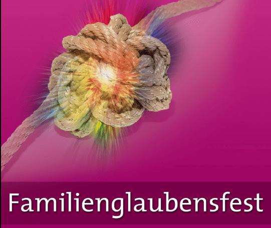 Familienglaubensfest Am 9. Mai 2015 In Augsburg