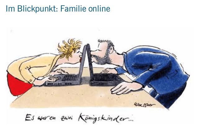 """Neue Gespräche über """"Familie Online"""""""