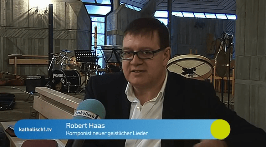 Robert Haas Im Interview