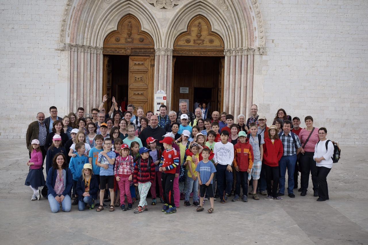 Familienwallfahrt Nach Assisi