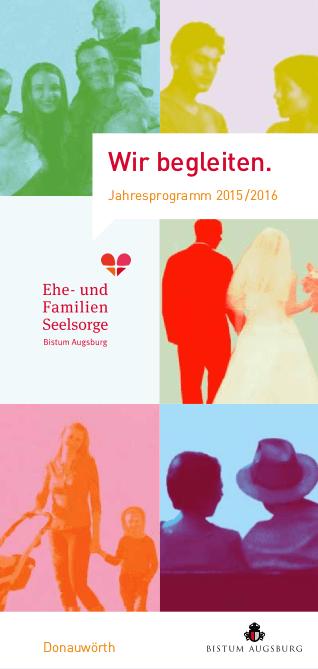 Das neue jahresprogram 2015-2016