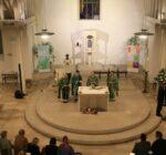 Gottesdienst in Dillingen