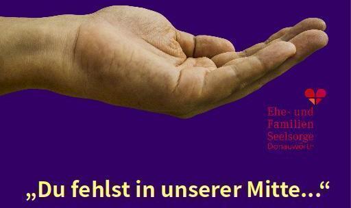 """""""Du Fehlst In Unserer Mitte""""  – Segnungsgottesdienst Für Trauernde In Der Klosterkirche Hl. Kreuz"""