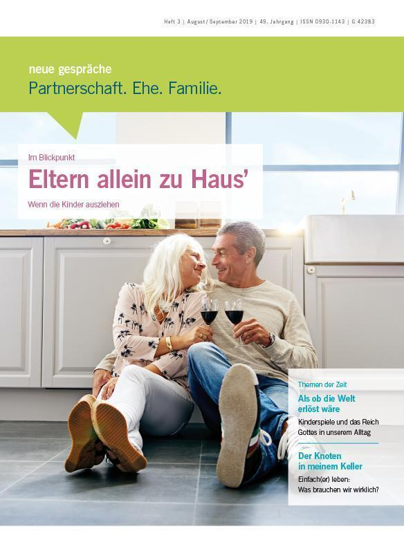 neue gespräche: Eltern allein zu Haus