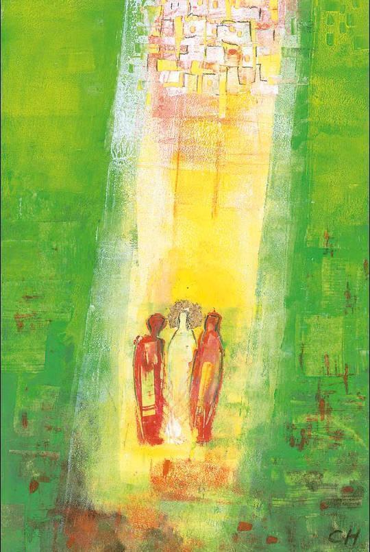 Synodaler Weg Emmaus-Bild