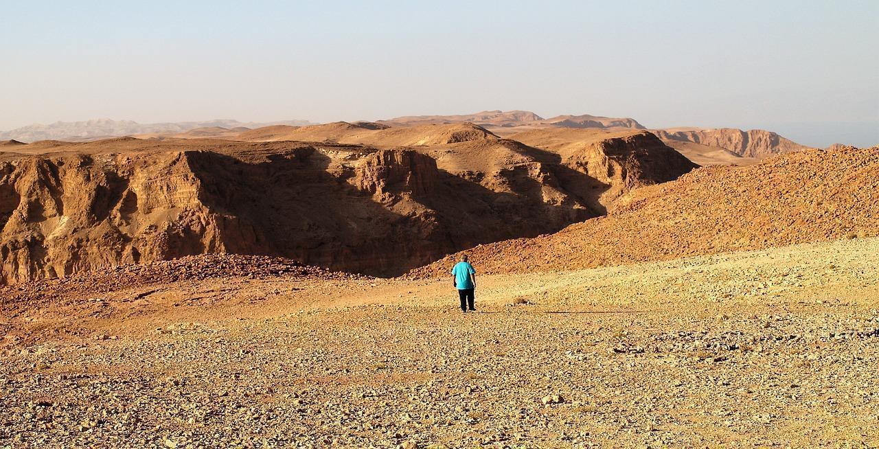 Negev: Wüsterfahrung in Israel